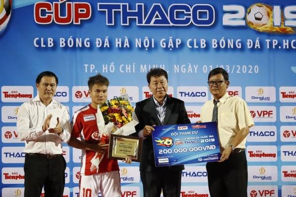 Siêu cúp Quốc gia-cúp THACO 2019